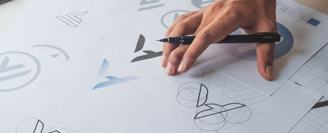 the -process-of-designing-a-logo