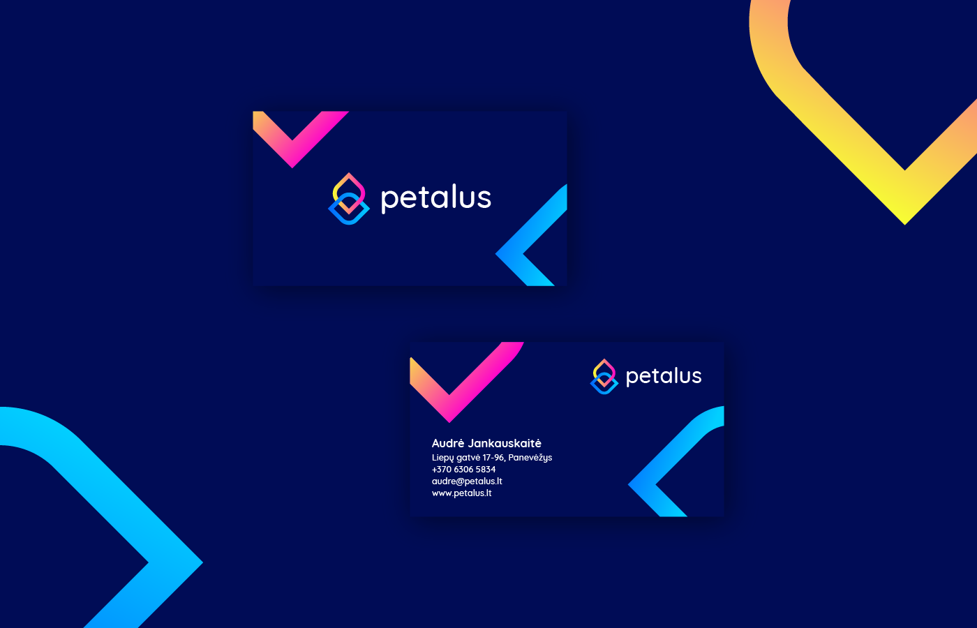 petalus-business-card