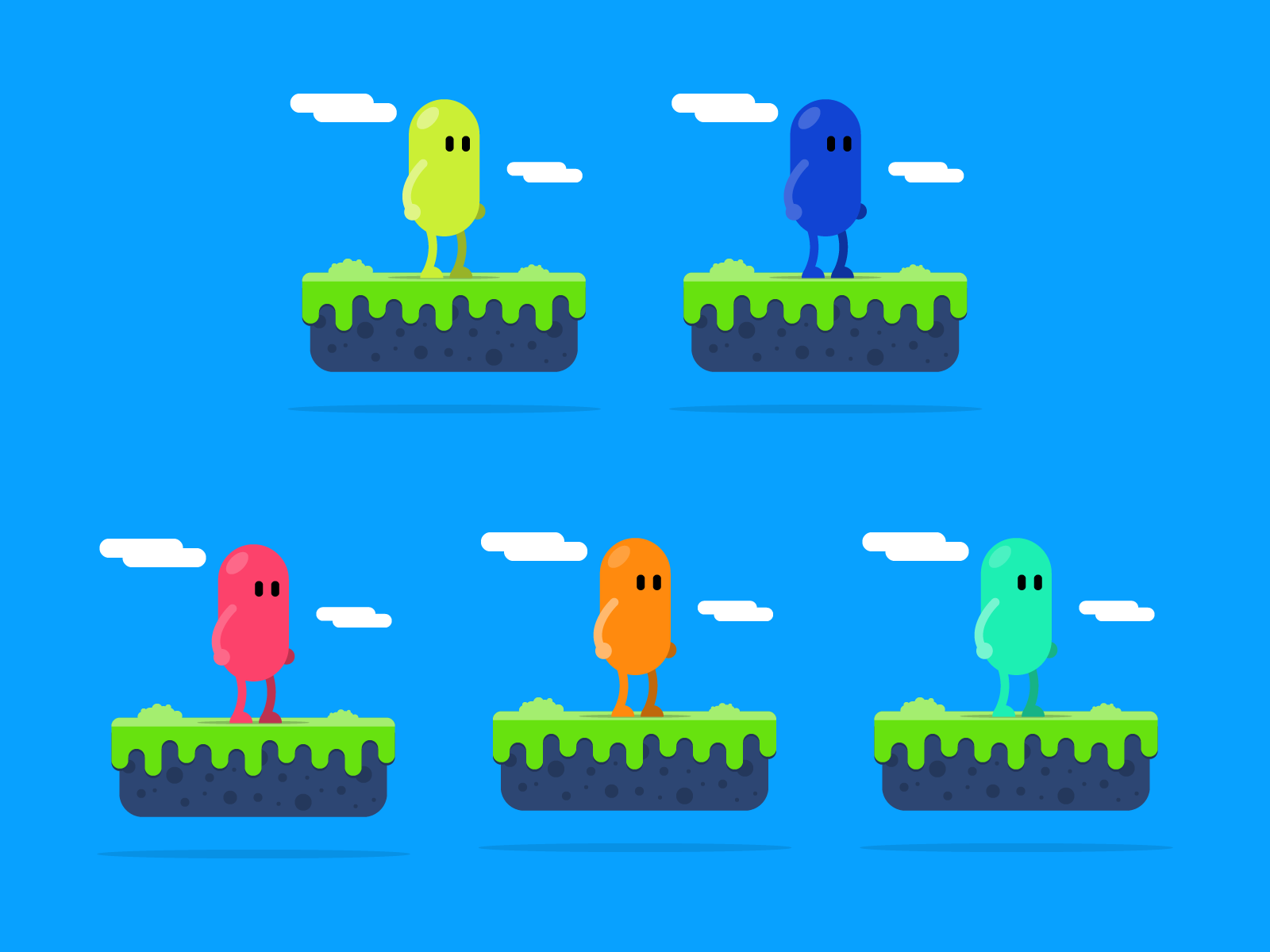 color-characters
